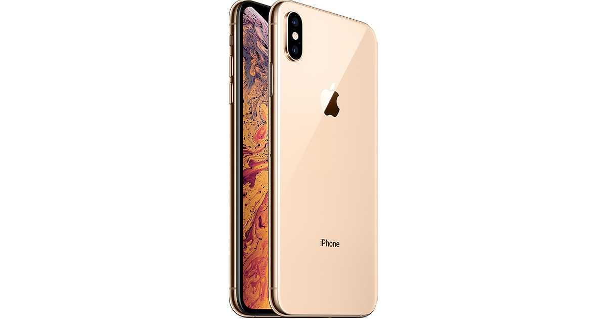 Apple Iphone Xs Max 512gb Gold Italia No Brand Possibilità Paga E