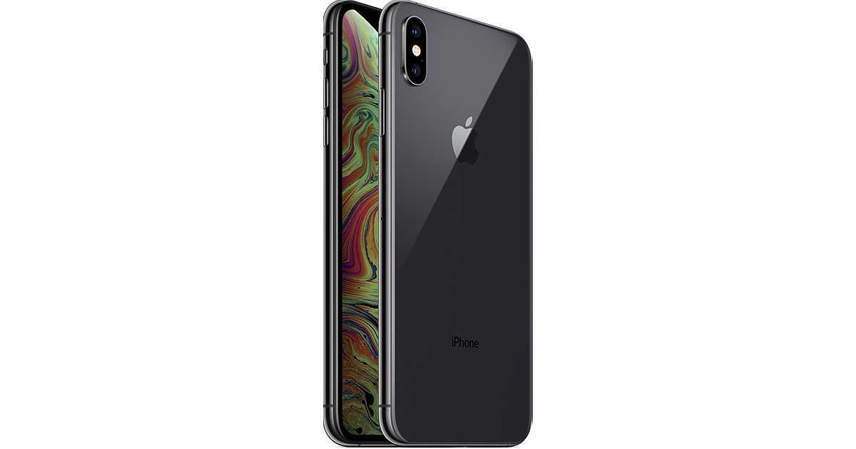 Apple Iphone Xs Max 64gb Space Gray Italia No Brand Possibilità Paga
